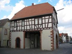 Altes Rathaus Lengfeld