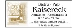 Bistro Kaisereck