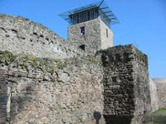 Hinkelsturm an der Stadtmauer