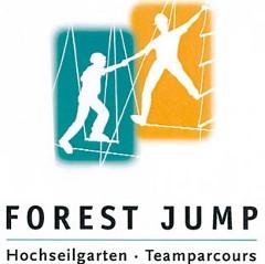Hochseilgarten & Teamparcours Forest Jump